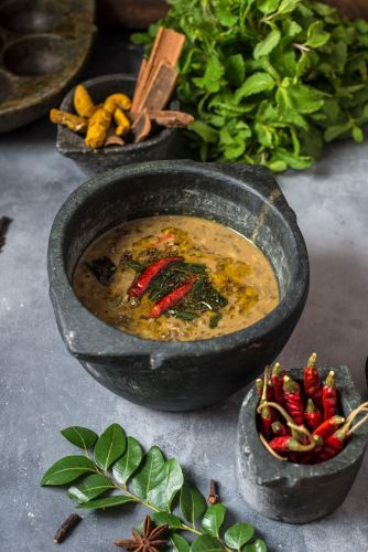 15 Urad Dal Curry