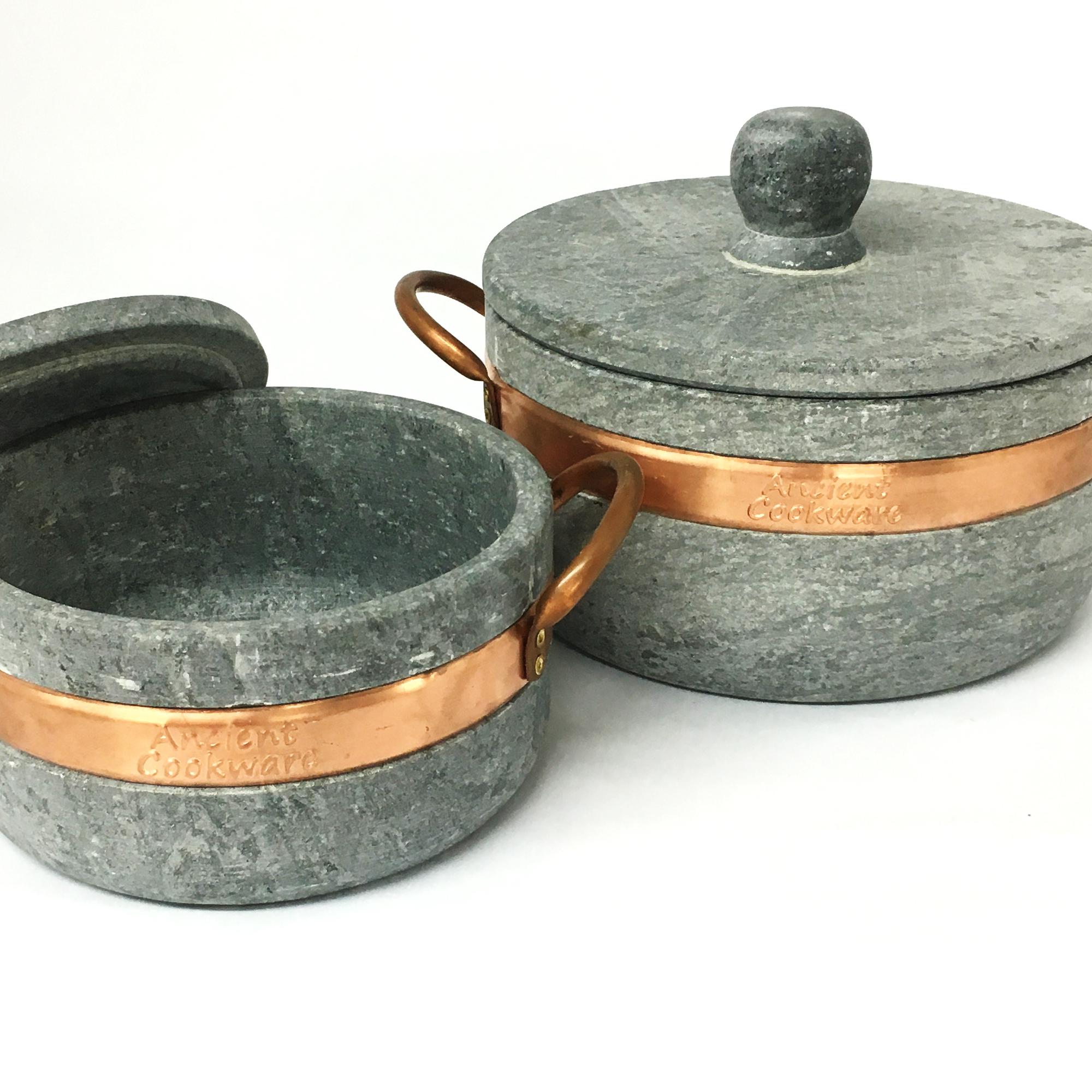 Brazilian Soapstone Pot