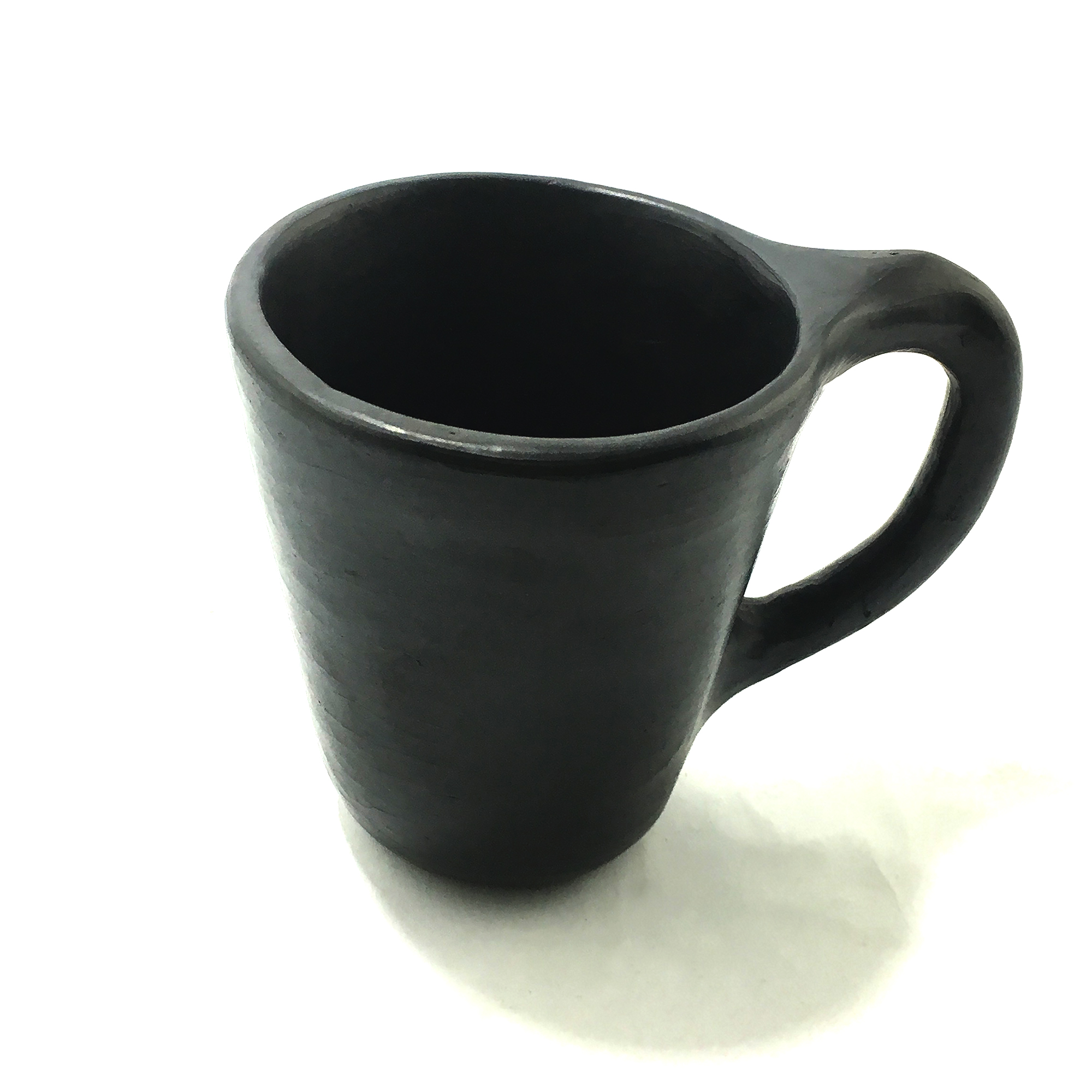 Black Clay La Chamba Coffee Cup Ancient Cookware