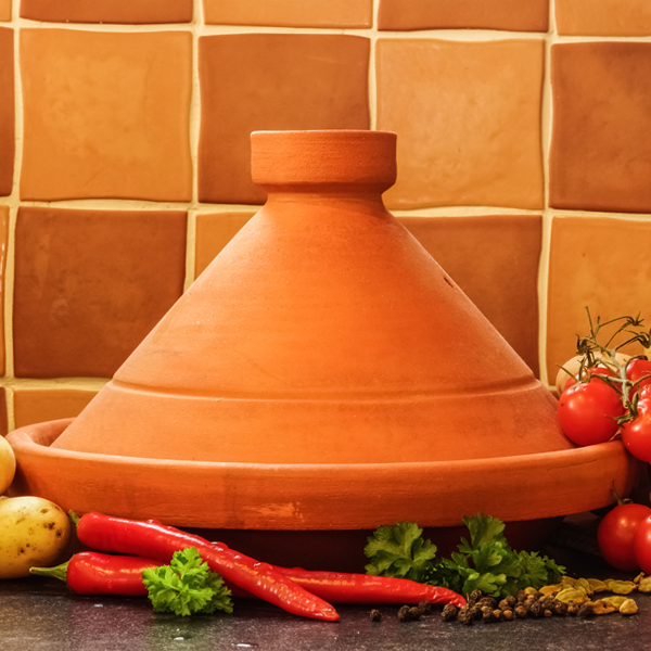 Beldi Unglazed Tagine