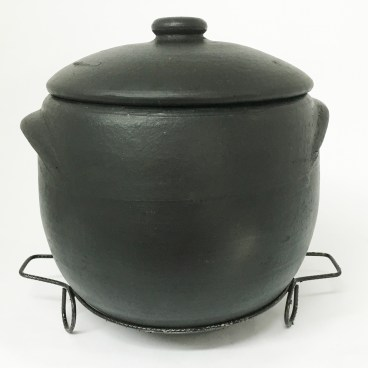 Brazilian Clay Stock Pot - Caldeiro de Barro Capixaba