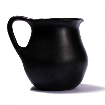 Black Clay, La Chamba Pitcher