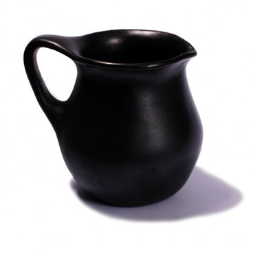 Black Clay, La Chamba Clay Pitcher