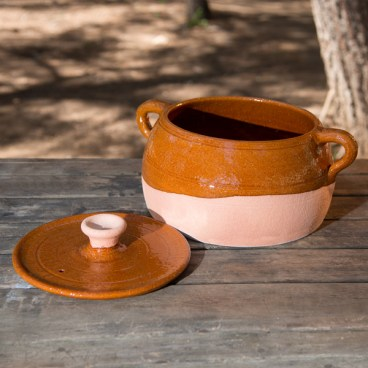 Spanish Clay Pot