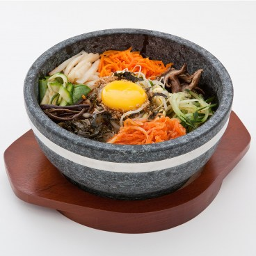 Korean Stone Bowl - Dolsot