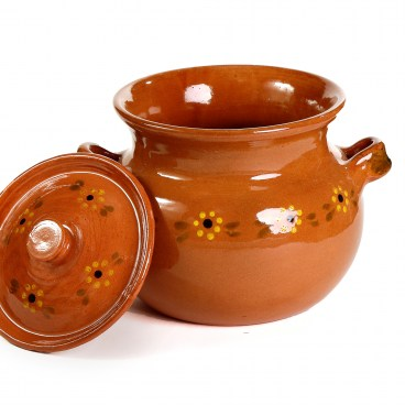 Mexican Bean Pot - Frijolera