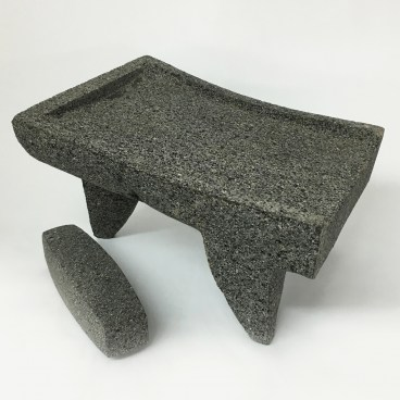 Lava Stone Metate