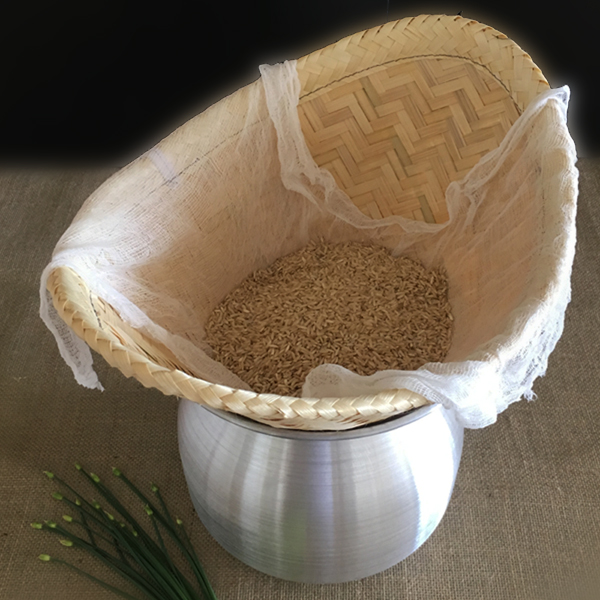 Thai Sticky Rice Steamer Set